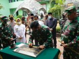 Pangdam III/Siliwangi Resmikan Aula Sultan Ageng Tirtayasa Kodim 0602/Serang