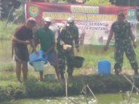Prajurit Peduli Lingkungan Tanah Dan Air